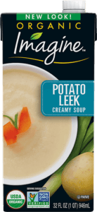 Creamy Potato Leek Soup