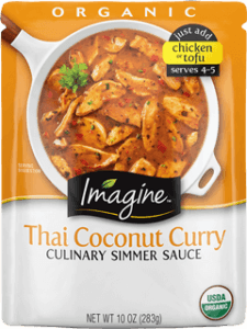Thai Coconut Curry Culinary Simmer Sauce
