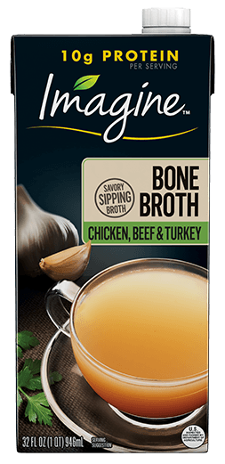 Chicken, Beef and Turkey Bone Broth