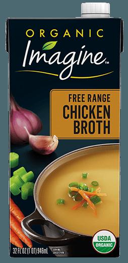 Free Range Chicken Broth