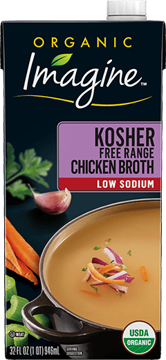 Low Sodium Kosher Chicken Broth