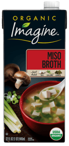 Organic Miso Broth