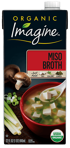 Organic Miso Broth