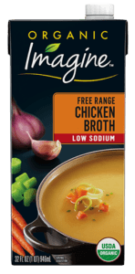 Low Sodium Free Range Chicken Broth
