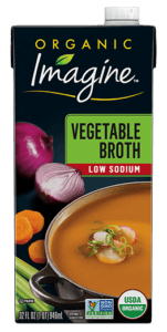 Low Sodium Vegetable Broth