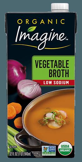 Low Sodium Vegetable Broth