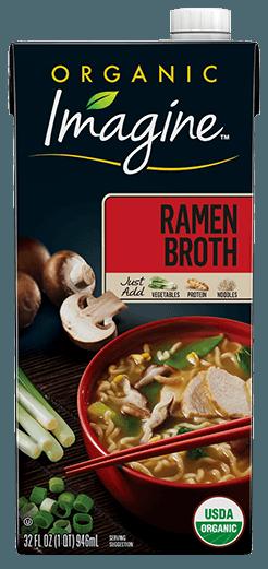 Organic Ramen Broth