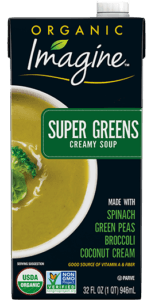 Super Greens Soup