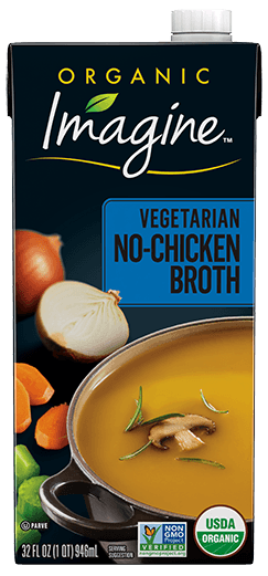 Vegetarian No-Chicken Broth
